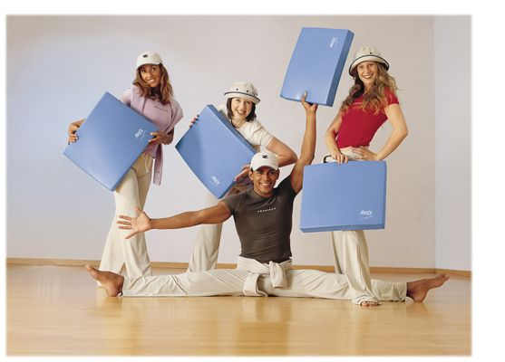"#Balance pads for vestibule training and #exercises. The difficulty level can be increased by #stacking pads. These #pads can be used for #individual or #group use. balance pad - Standard - 16"" x 20"" x 2.5"""