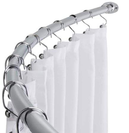 Home Shower Curtain Rods Shower Rod Curtain Rods