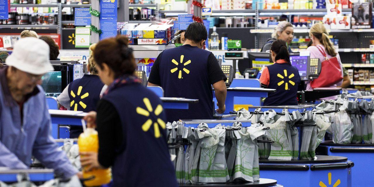 Walmart S Secret Weapon To Fight Off Amazon The Supercenter Walmart Walmart Store Store Manager