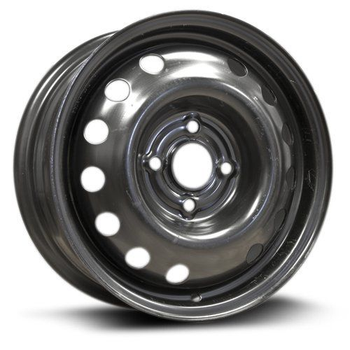 Steel Rim 14x5 5 4 100 56 6 45 Black Finish Multi Fitment Application X99148n Free Shipping This Rim Only Fits 14 T Steel Rims Tyre Size Bolt Pattern