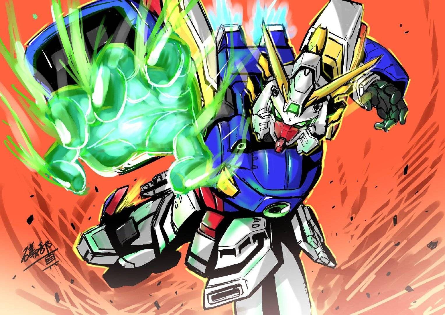 Pin By Michael Mccown On Gundam Gundam Wallpapers Mobile Fighter G Gundam Gundam Art