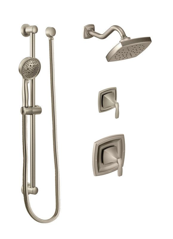 View the Moen 435 Moentrol Shower Trim Package Includes Shower ...
