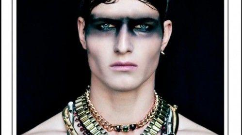 male make up make up halloween make up m nner m nner. Black Bedroom Furniture Sets. Home Design Ideas