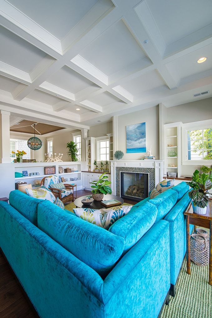 21 Stunning and Mesmerizing Turquoise Room Decoration