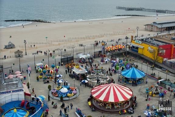 Coney Island Deck Requiem