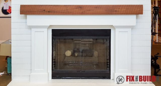 how to build a fireplace surround and mantel stuff i want to make rh pinterest com