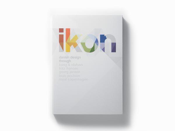 Ikon Exhibition of Danish Design - Identity Design by NR2154