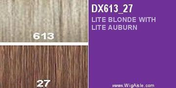 Motown Tress - BRIA - Heat Resistant Fiber Full Wig