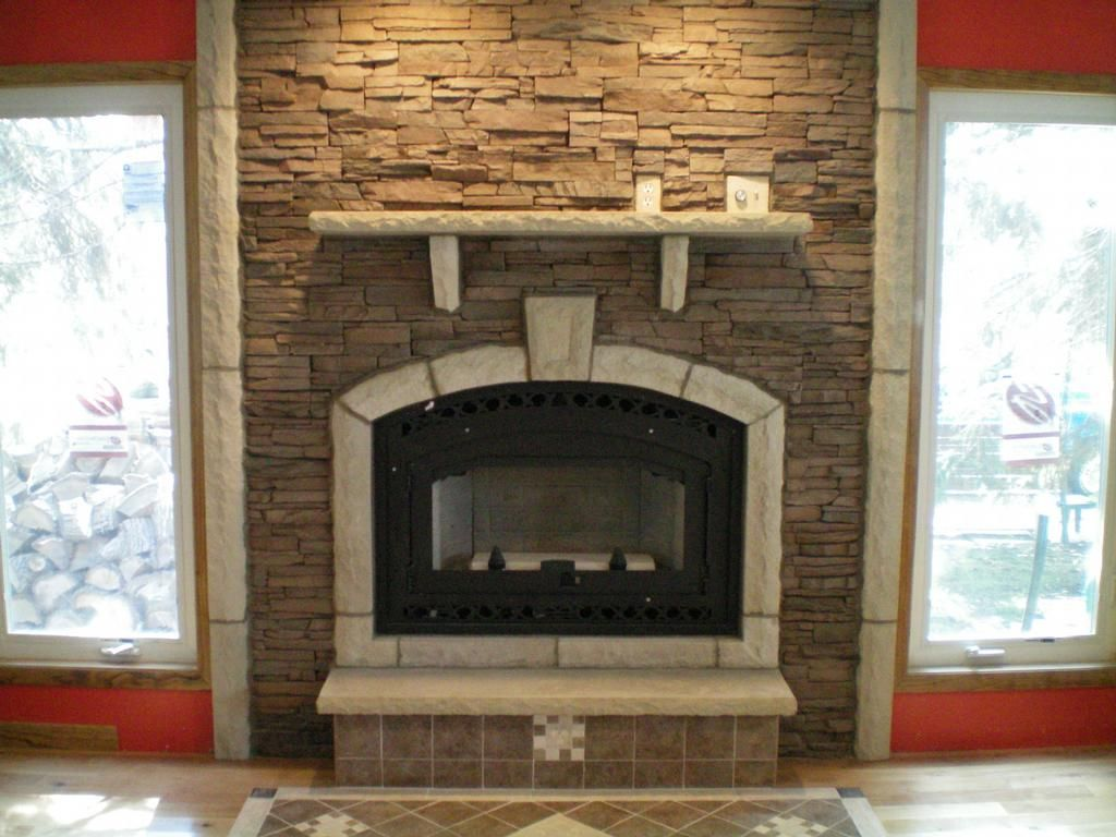 top 25 ideas about stone fireplaces on pintereststone fireplace