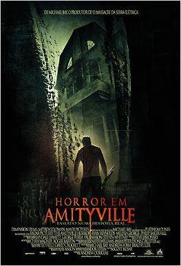 Horror Em Amityville O Filme Q Mais Ja Senti Medo Na Minha Vida