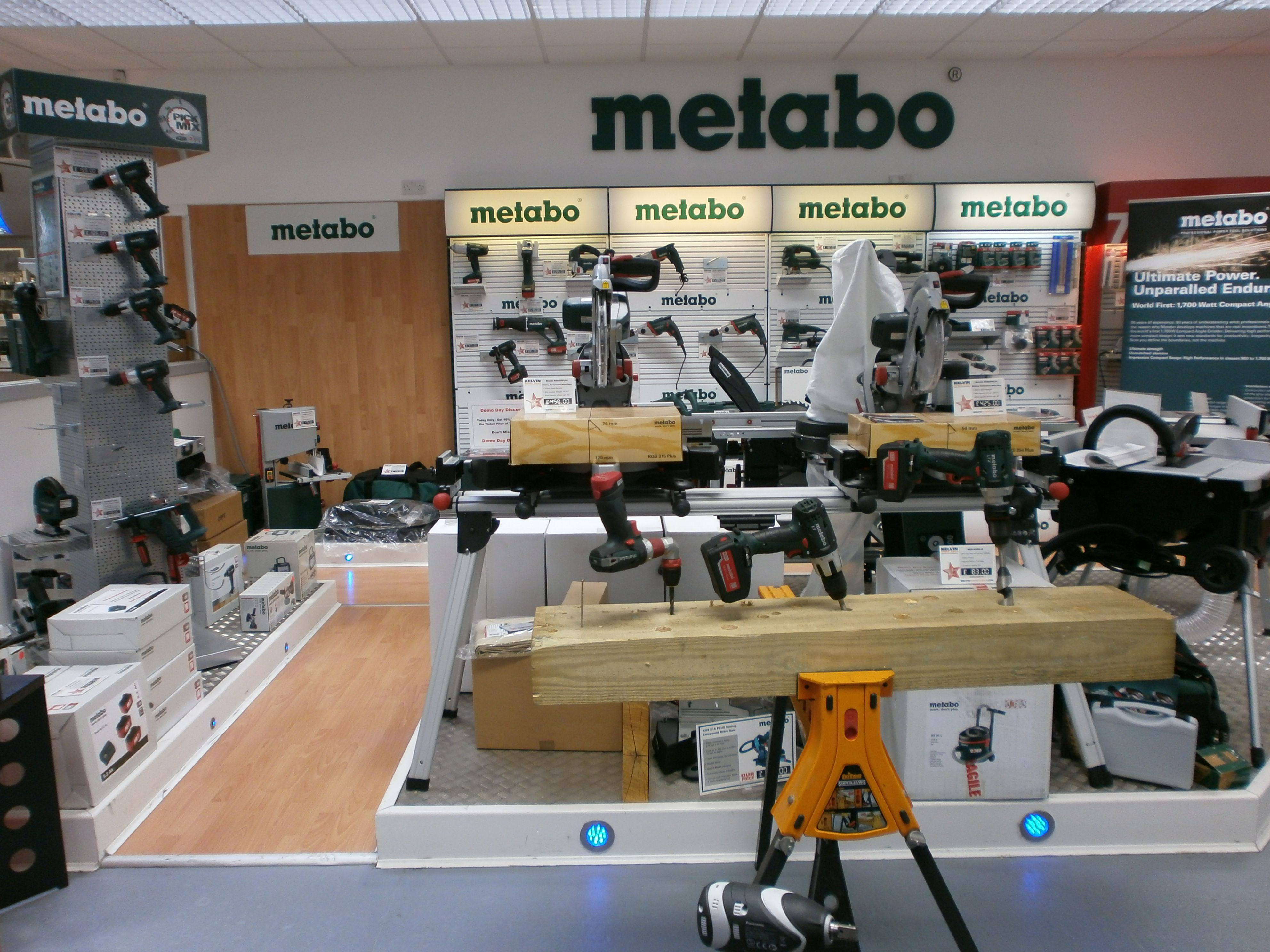 Metabo Shop At Kelvin Power Tools On Demo Day 4 9 14 Wiring Diagram