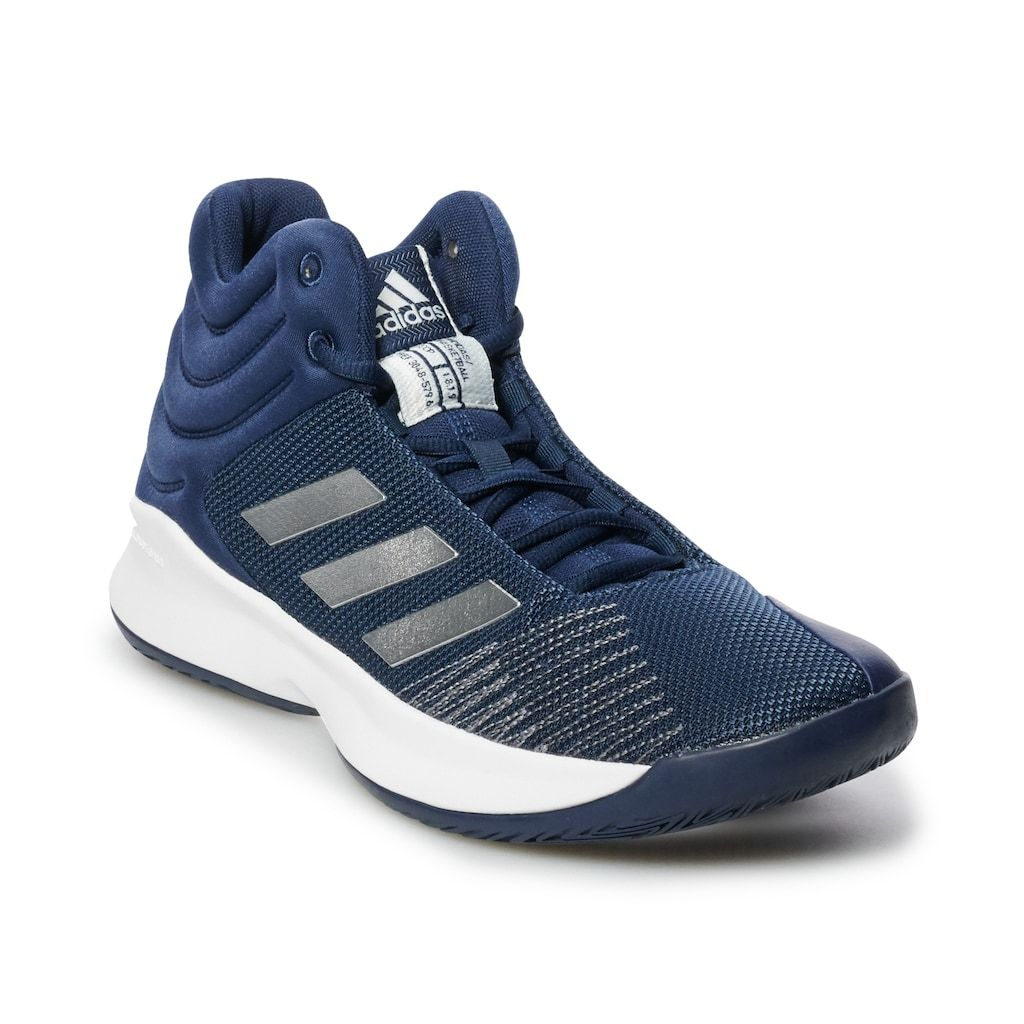 d82c192c adidas Pro Spark 2018 Men's Basketball Shoes, Size: 13, Blue ...