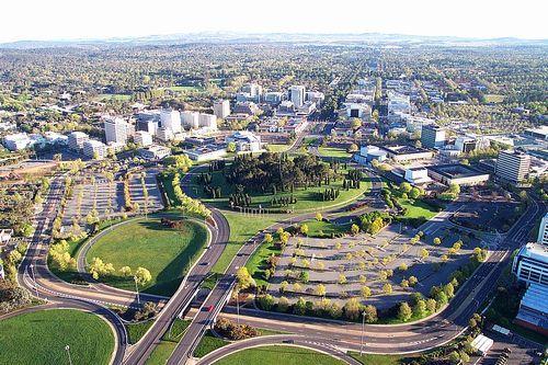 canberra is the capital city of australia a u s t r a l i a