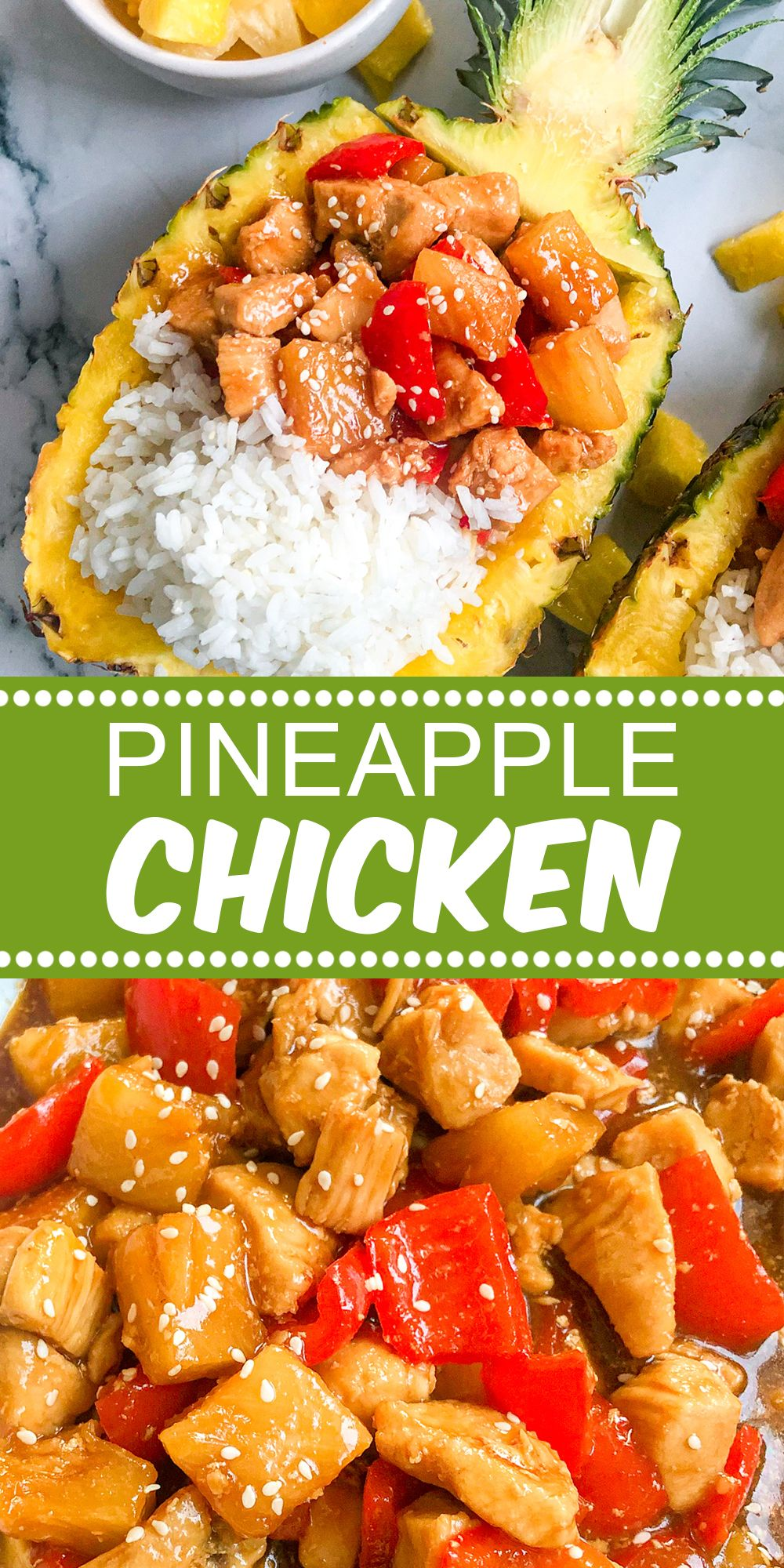 Pineapple Chicken Recipe Modernmealmakeover Com Recipe In 2021 Pineapple Chicken Pineapple Chicken Recipes Chicken Recipes
