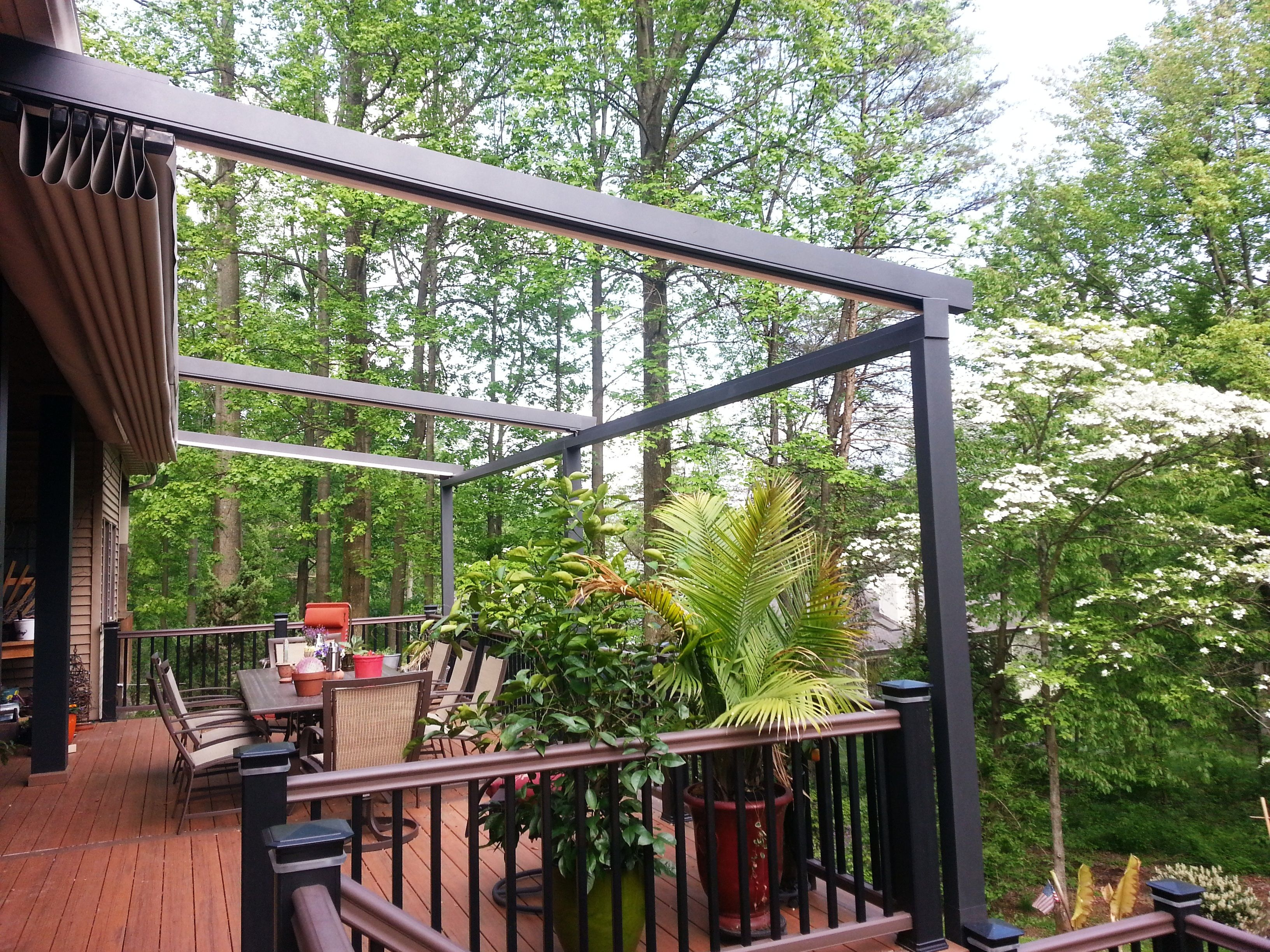 Pergola Awning Chester County Awnings