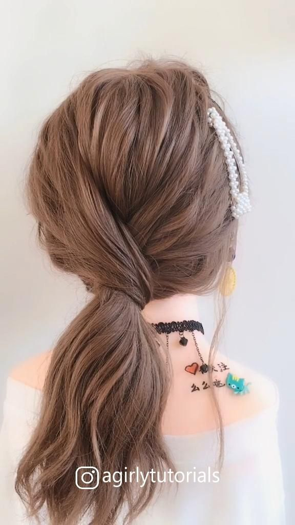 Pin on hairstyle color 10 Ways To Make Beautiful S