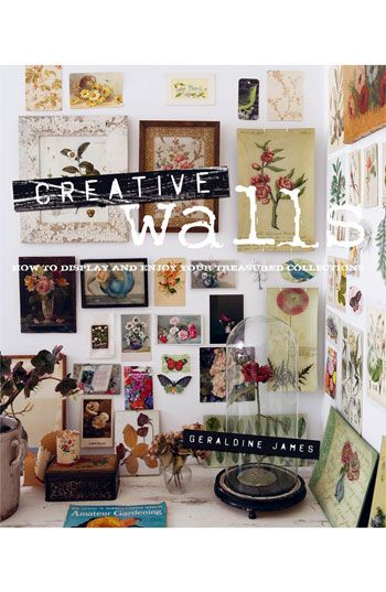 geraldine james creative walls interior design book available at rh pinterest com