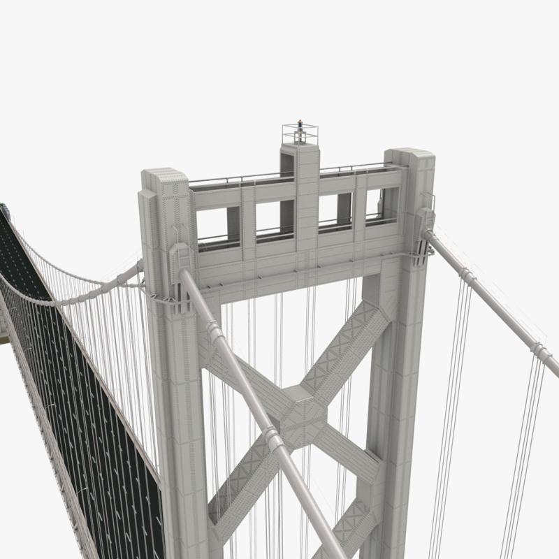 C4d Bay Bridge Bay Bridge Bay Bridge
