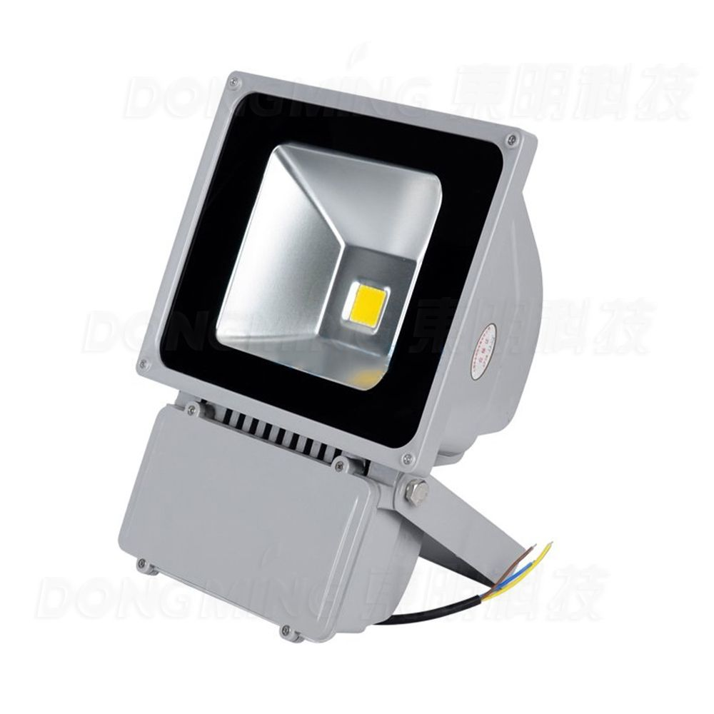 Led Outdoor Flood Light Bulbs Enchanting 2017 Hot 35Pcslot Led Flood Light Bulbs Ac85265V Led Spotlight 80W Decorating Design