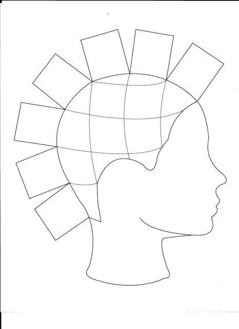 scan0001.jpg (466×640) | Cắt tóc | Pinterest | Hair cuts and Haircuts