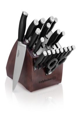 calphalon contemporary sharpin 20 piece cutlery set cutlery set rh pinterest com au