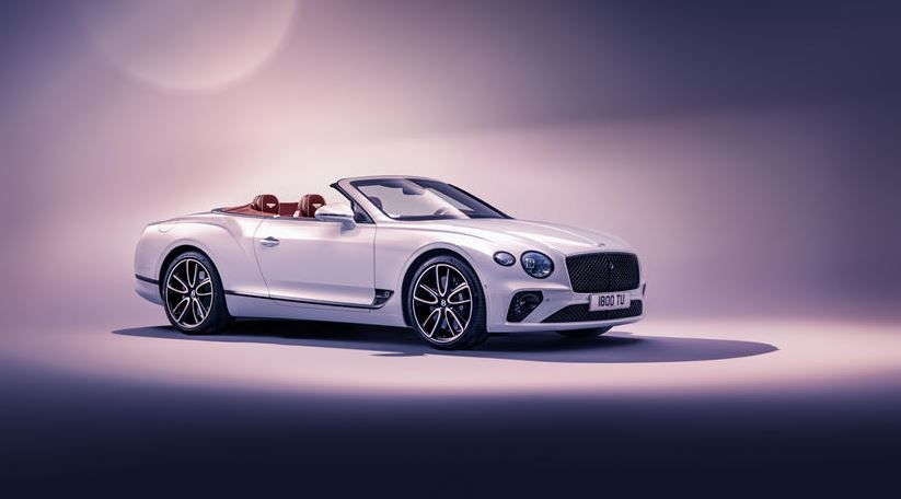 2019 Bentley Continental Gt Without Ceiling High Power And Wide
