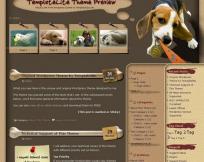 Doggy Love WordPress Theme