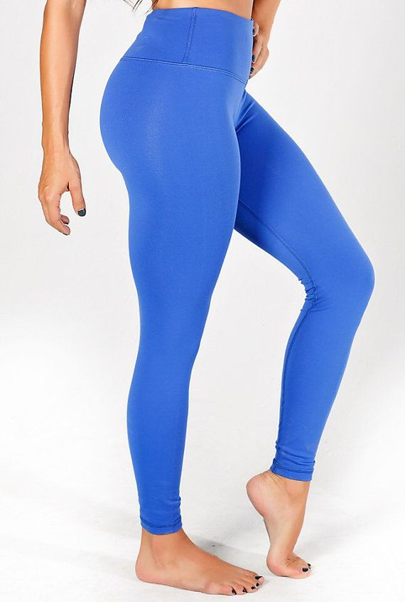 e9d93d6861 $59.99 Ankle-Length High-Waist Yoga Pants in specialized SUPPLEX® fabric  give you