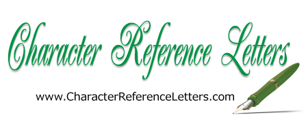 Character Reference Letter Templates You Can Download And Print