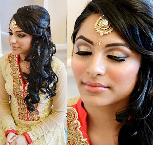 Hindu Wedding Hairstyles: 60+ Traditional Indian Bridal Hairstyles For Your Wedding