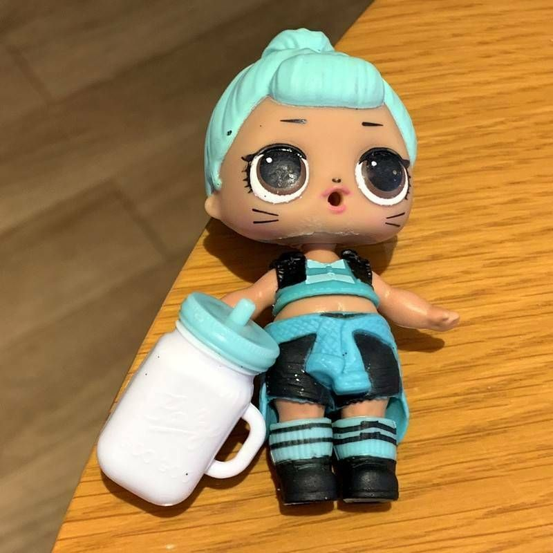 LOL Surprise Doll TROUBLEMAKER Series 2 Wave 2 HTF TOYS