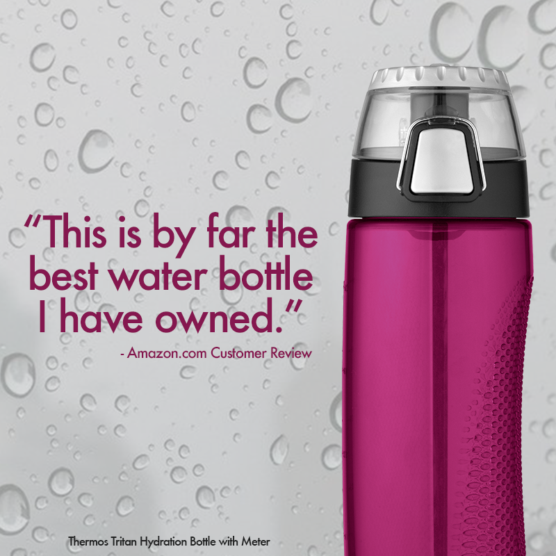 Happy hydrating! #ThermosThursday #WaterBottle #H2O #ThirstyThermos
