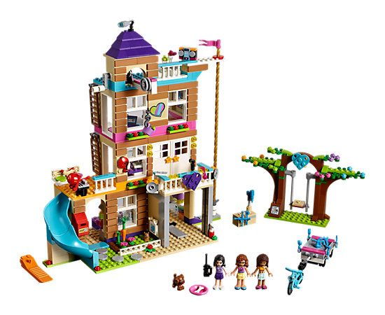 friendship house 41340 friends lego shop lego city rh pinterest com