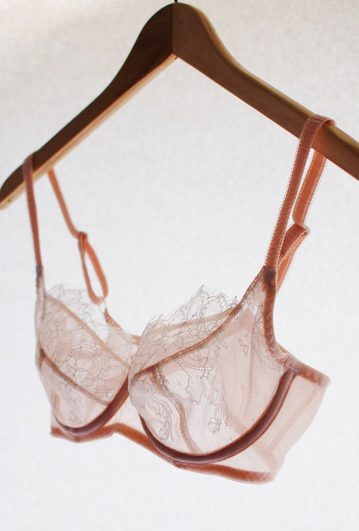 Just over a year ago I decided I'd like to learn to sew my own bras. The above bra was the sort of thing I had in mind plus some foam lined t-shirt bras for everyday wear. Well I got there in…