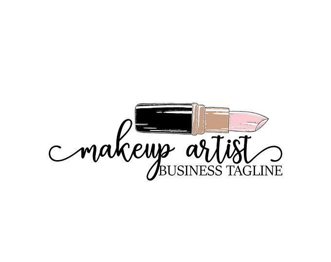 Makeup Logo, Makeup Artist Logo, Salon Logo, Beauty Logo, Lipstick Logo, Lips Logo Design Makeup Logo Makeup Artist Logo Salon Logo Beauty Logo Lipstick Logo Lips Logo Design