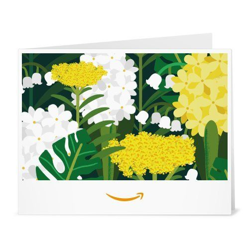 Amazon Gift Card  Print  Lush Foliage >>> Click on the image for additional details.Note:It is affiliate link to Amazon.