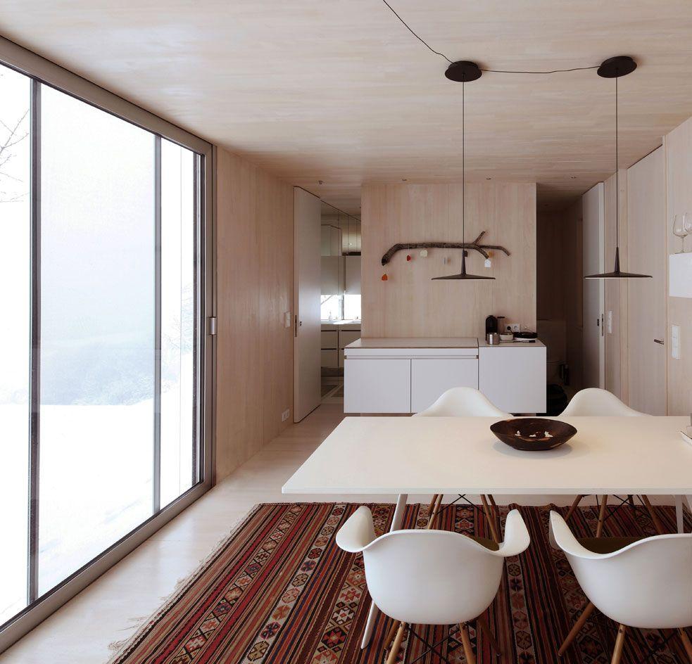 Mirror Image Casa Invisibile Launches Delugan Meissl S Prefab  # Muebles Gautier Espana