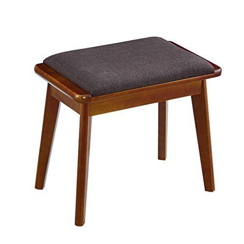 Fantastic Vanity Chair Solid Wood Dressing Stool Dressing Table Chair Spiritservingveterans Wood Chair Design Ideas Spiritservingveteransorg