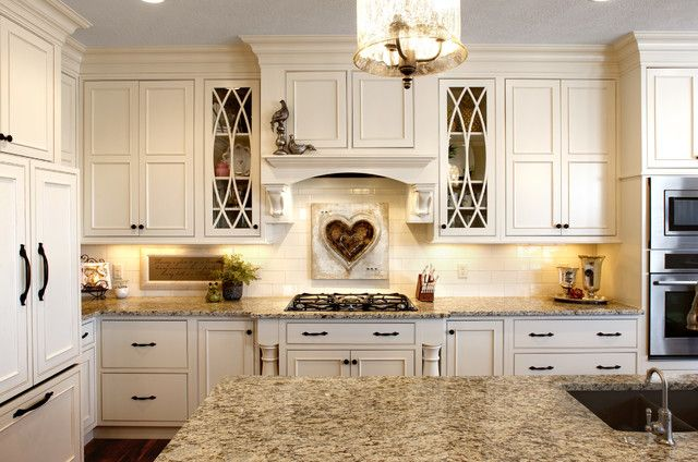 Lowes Range Hood Kitchen Traditional With Corbels Crown Molding Curved French Country Kitchen Cabinets Country Style Kitchen French Country Kitchens