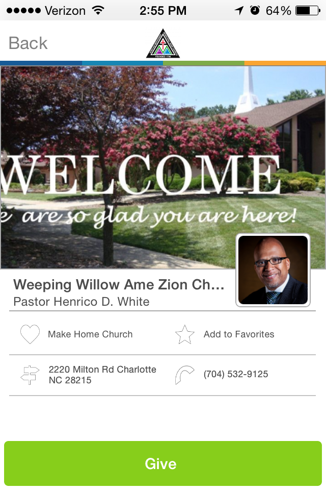 Places of Worship Church Giving App Church, Place of