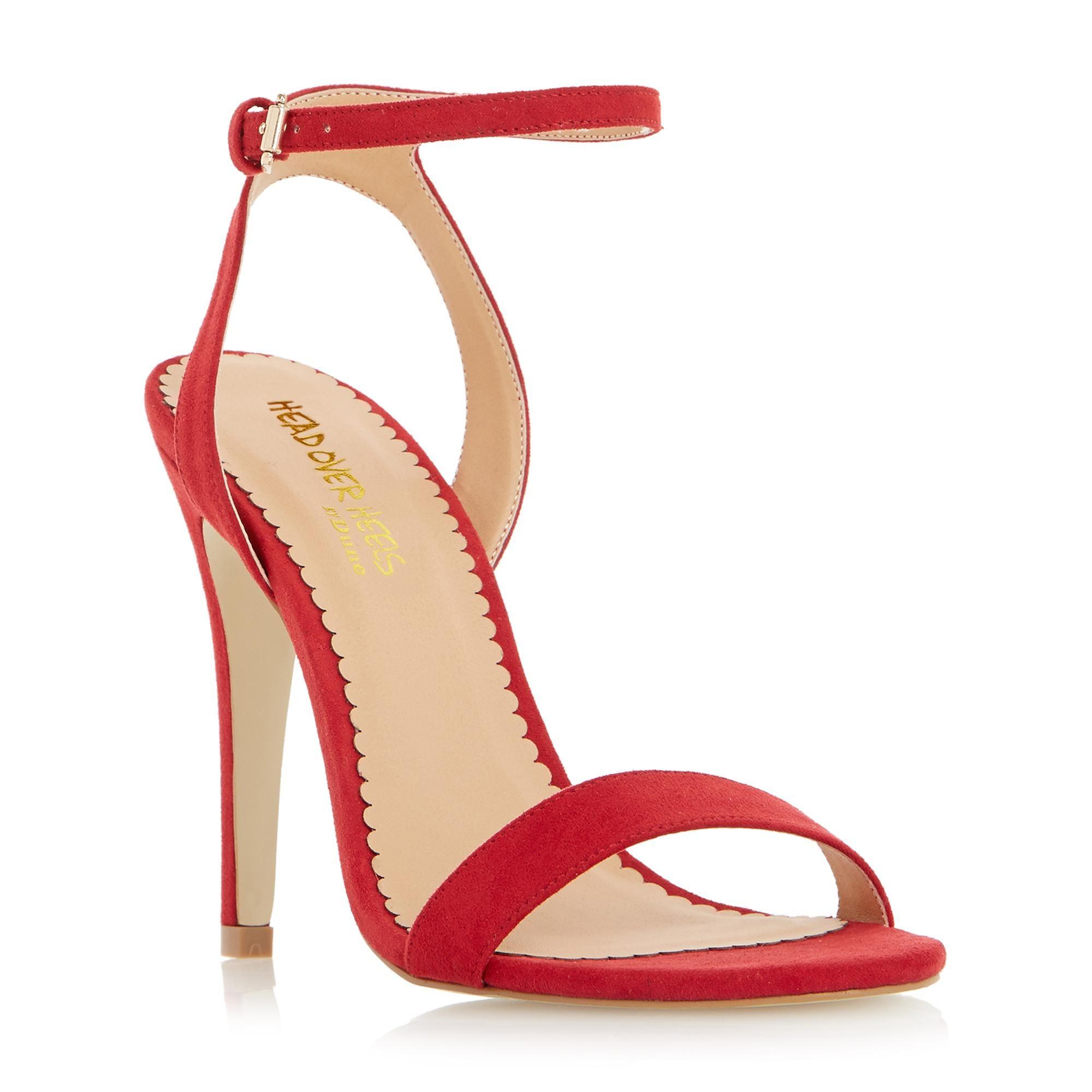 Head Over Heels Ladies MADAM - Two Part High Heel Strappy Sandals ...