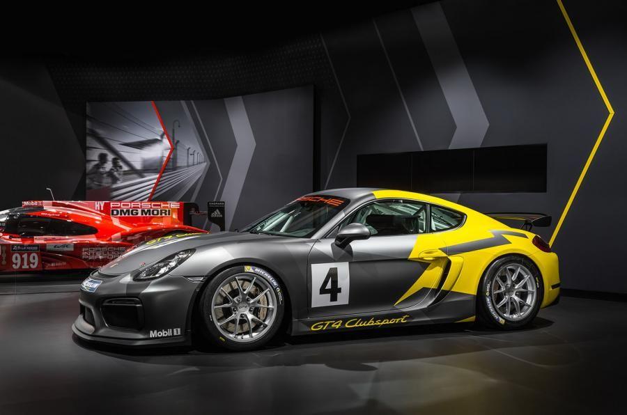 race focused porsche cayman gt4 clubsport revealed autocar cars rh pinterest co uk