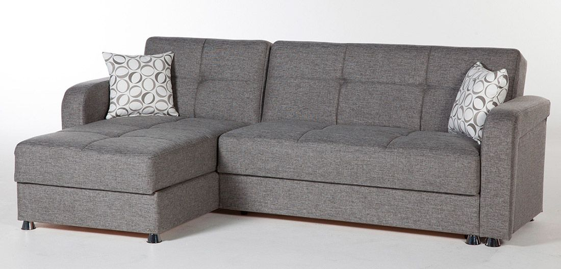 cool Dark Grey Sectional Couches Unique