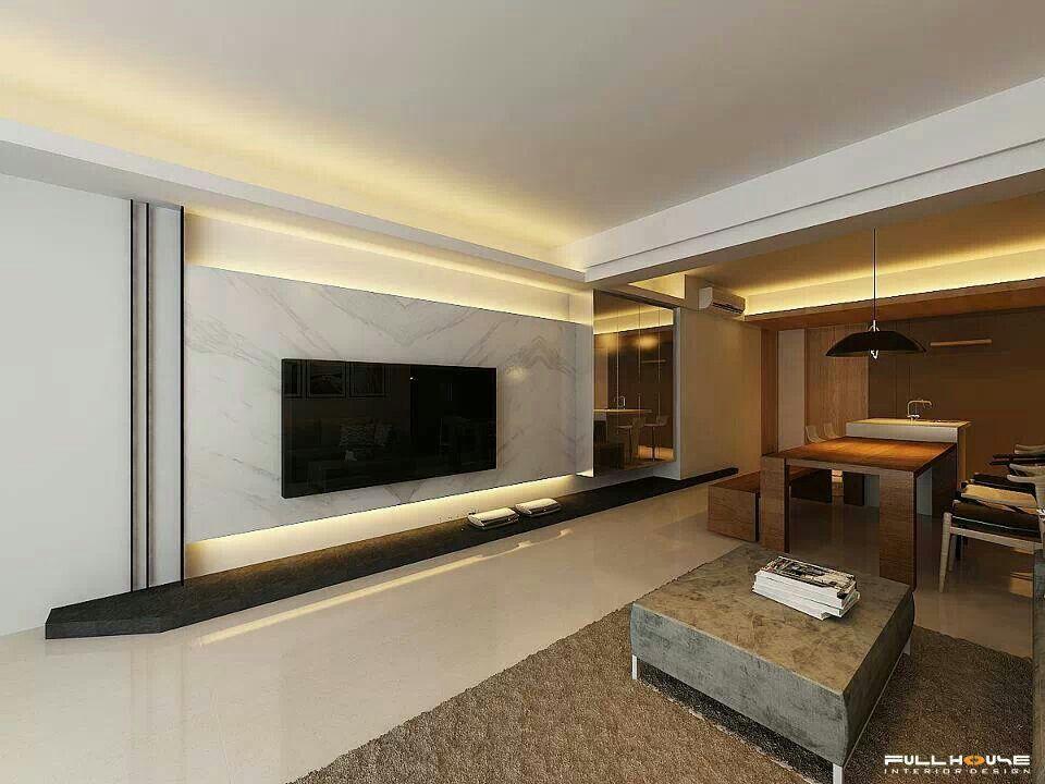Salas pinterest tv mueble tv y interiores del hogar for Hogar del mueble