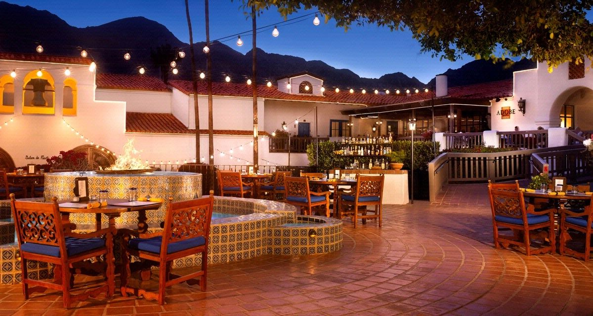 Adobe Grill La Quinta Resort Club Palm Springs