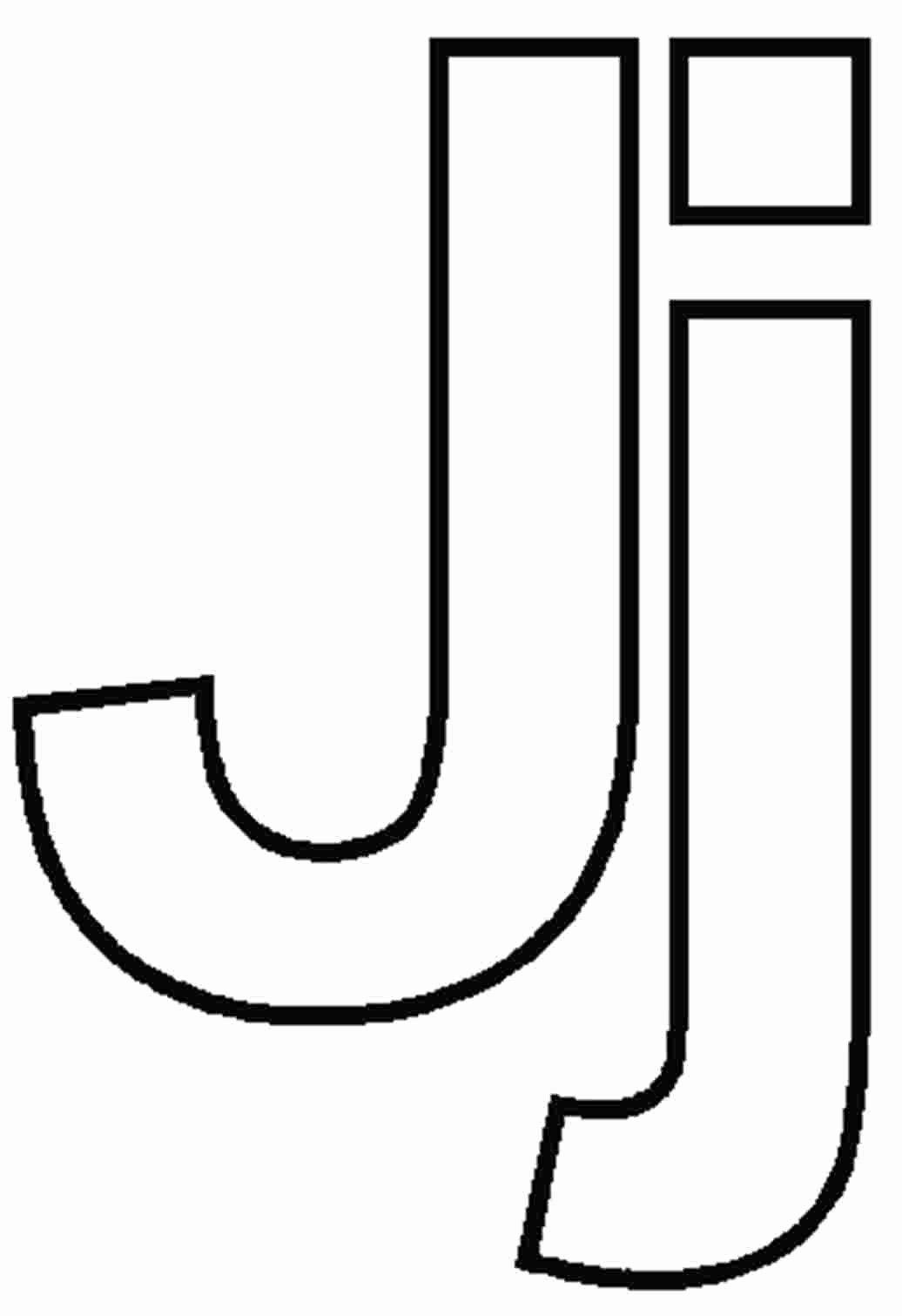 Letter J Coloring Page Lovely Letter J Printable Coloring Pages Letter J Coloring Pages To In 2020 Alphabet Coloring Pages Coloring Pages Free Printable Clip Art