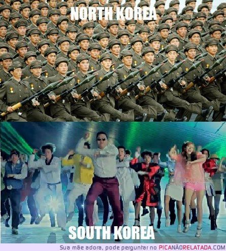 North Korea | South Korea