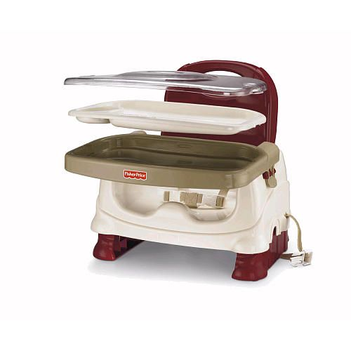 Fisher Price Healthy Care Deluxe Booster Seat Click
