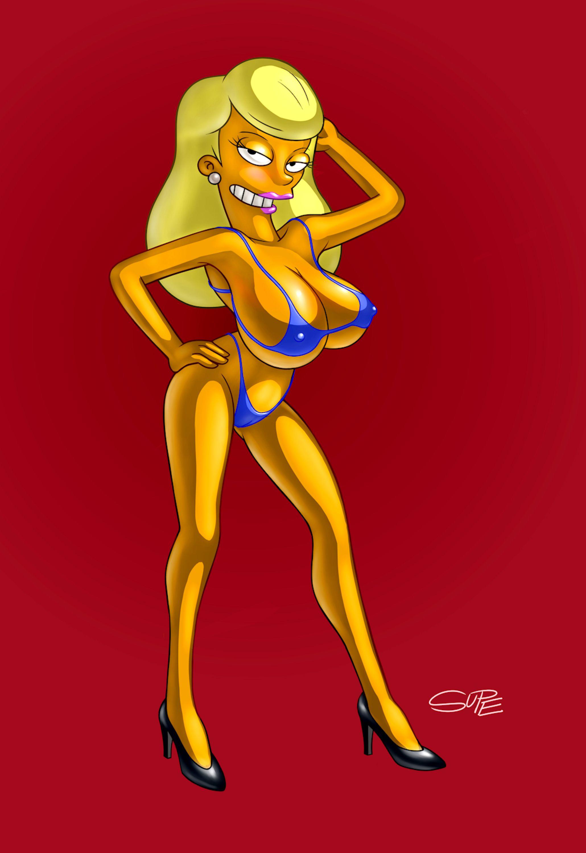 Jessica simpsons breasts