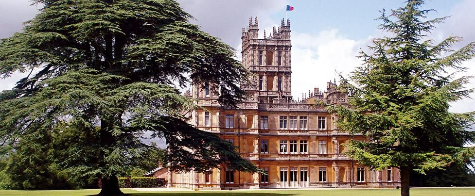 Highclere Castle Highclere castle, Downton abbey, The